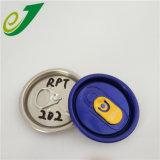 Easy Peel tire el anillo de 53mm Tapa de bebida puede
