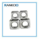 Noix carrée de l'acier inoxydable 304 de norme ANSI