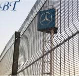 Segurança de nível alto 358 paralela de Malha de Arame Anti subir para a Prisão