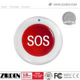 Alarme sans fil de cambrioleur de garantie à la maison de GSM/PSTN pour l'usage de projet