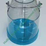 Milking Machine Transparent Clear Milk Bucket 25liter
