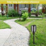 Danse en plein air Lampe LED de la flamme du paysage mur solaire/Pelouse/Jardin Lumière de la flamme (SSL-al-T96)