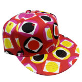 Sombrero floral de la tela en Niza el color Gj8f