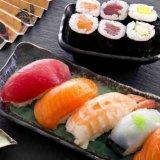 De gebruikte Automatische Snijder van Maki van Sushi Suzumo