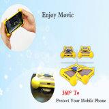 iPhoneのためのベストセラーの携帯電話のボーダー保護カバーのシリコーンフレームのケース