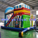 Le clown Inflatable Bouncer/parc pour enfants bouncer