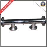 304/316 двусторонней печати из нержавеющей стали на выходе из насоса Коллектор (YZF-PM04)