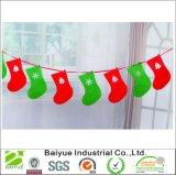 2018 nuevo fieltro del fieltro DIY de la decoración de la Navidad hecho en China