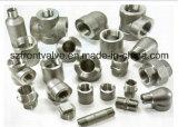 Te forjada del igual de la alta presión del acero Screwed/Sw