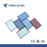 Cristal reflectante de color para la construcción de muro Curtainer