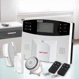 Nécessaire extérieur de système d'alarme de sirène de l'Internet SMS des systèmes d'alarme $$etAPP GM/M de garantie de Hom de cambrioleur à la maison sans fil d'intrus