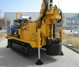 Piattaforma di produzione dell'aria e del fango, tipo di modello piattaforma di produzione del cingolo di Hfw400L del pozzo d'acqua da vendere