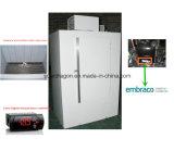 Коробка Merchandiser льда с компрессором Embraco