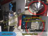 Calefacción eléctrica 200L depósito mezclador de acero inoxidable