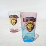 De Chinese Kop van het Flessenglas van het Water van het Overdrukplaatje van de Leeuw van de Leverancier
