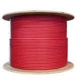 Cable de LAN CAT5e de 4 pares 24 AWG
