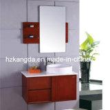 純木の浴室用キャビネットの純木の浴室の虚栄心(KD-430)