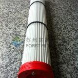 Planta de cemento Forst filtro de mangas