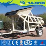 Julongは熱い販売のための専門の小型金の浚渫船をカスタマイズした