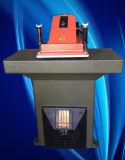 De gebruikte Scherpe Machine van de Matrijs van het Leer van het Wapen van de Schommeling van het Atoom van Italië Hydraulische (VS922)