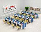Het Werkstation van het Call centre van het Kantoormeubilair Voor het Werkende Bureau van het Personeel (HF-YZV620)