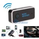 Adaptateur audio stéréo de voiture Bluetooth haut-parleur récepteur auxiliaire 3,5 mm