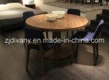 Обедающ стул мебели самомоднейший деревянный кожаный обедая стул (C-50)