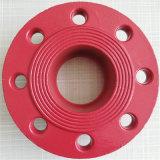 L'adattatore duttile della flangia del ferro (accessorio per tubi Grooved) FM/UL ha approvato
