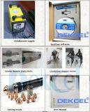 Cobre de 3mm Cortador de metal de Plasma Hypertherm 65/105máquina CNC para la industria de publicidad