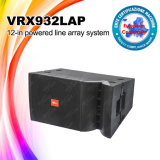 De actieve Serie Vrx932lap van de Lijn de Spreker van 12 Duim, Aangedreven Spreker