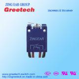 Goedgekeurde Micro- van de Grens Dpdt Schakelaar die op het Industriële Systeem van de Controle wordt gebruikt