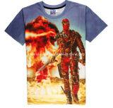 T-shirt neuf d'hommes de type