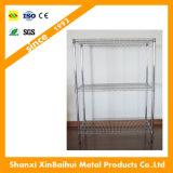 Регулируемый Shelving провода нержавеющей стали для коммерчески использования