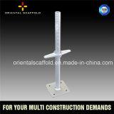 L'échafaudage Cuplock vertical standard pour la construction