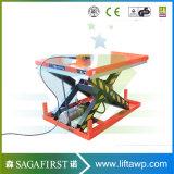 hidráulicos modificada para requisitos particulares inmóviles de 4ton 5ton Scissor el vector de elevación del cargo