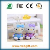 Hello Kitty Lovely Cutom Design Mode Mémoire Flash PVC USB