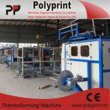 Taza plástica del animal doméstico de alta velocidad que hace la máquina (PPTF-70)