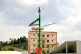 Menos 25dB 1kw Vertical Axis Wind Turbine Generator