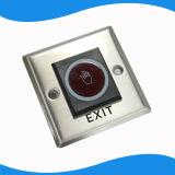 점검창 통제를 위한 적외선 출구 단추