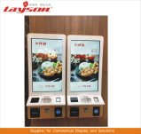 Oem 27-Inch Touch screen LCD monitor Interactive panel Advertizing display player kiosk information Self service Payment Touchscreen kiosk