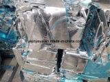 Chatarra de chapa de aluminio de la máquina de prensa de balas