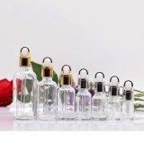 Продукты/поставщики Китая бутылки. Высокая ясная белая стеклянная бутылка с капельницей (NBG02)