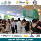 Tienda de la hospitalidad de la boda del palmo del claro de la capacidad de las personas del PVC 1000 del aluminio