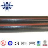 5-46kv listé UL 1072 Icea S94-649 Trxlpe 100% ou 133 % d'isolation du câble d'alimentation neutre concentrique URD
