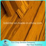 Plancher en bambou tissé par brin (tigre) avec 1530*132*14mm sous la promotion