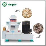 木製の餌を作る木製の餌機械