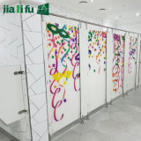 Jialifu Compact Grade Laminate Bath Shower Cubicle