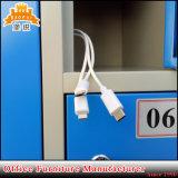 Fas-104は公共の可動装置Smartphone&#160を卸し売りする; 携帯電話USB Charging 端末のロッカー