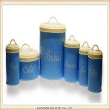Zinn-Kasten-Hersteller-kundenspezifischer luftdichter Kaffee-verpackenmetallkaffee