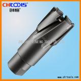 Profondeur de coupe 50mm TCT avec filetage de la faucheuse annulaire la queue de fixation
